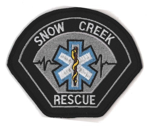 Snow Creek Volunteer Rescue Squad