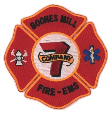Boones Mill Volunteer Fire/EMS