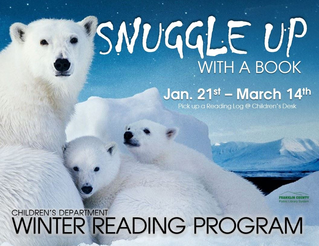 Winter Reading Program for Youth