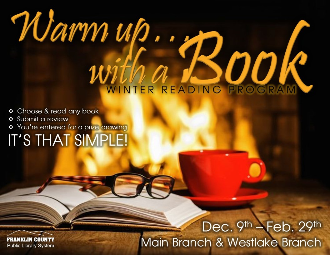 Winter Reading Program for Adults